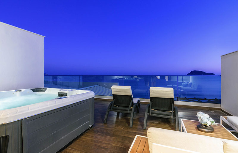 exterior facilities pearl luxury living zakynthos island